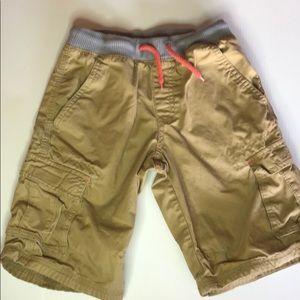 Circo khaki cargo shorts